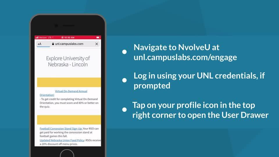 UNL Event PASS