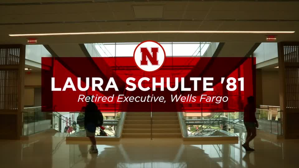 College of Business Alumna Laura Schulte