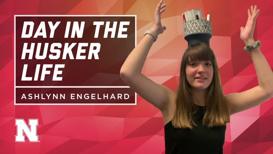 Day in the Husker Life | Ashlynn | College of Architecture