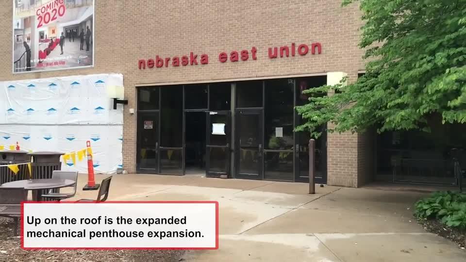 Nebraska East Union Behind the Wall Part 5