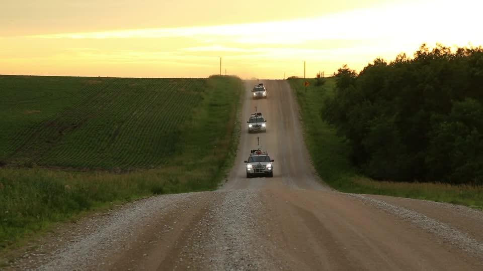 Nebraska Leads TORUS Storm Chasing Research