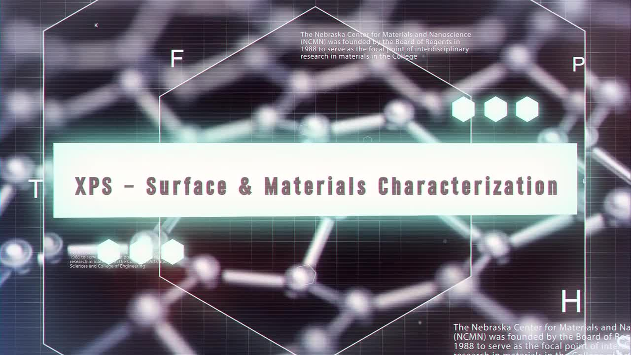 XPS–Surface And Materials Characterization
