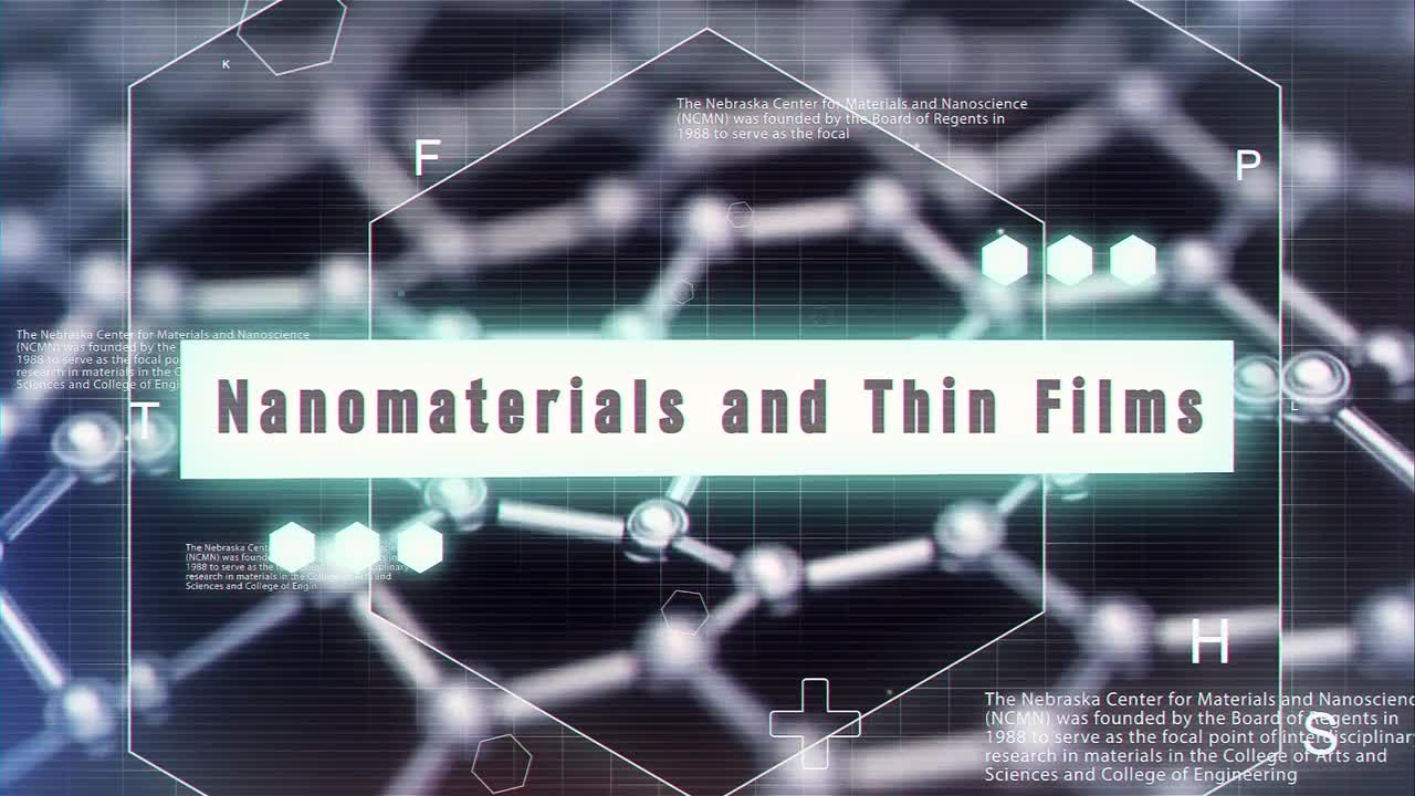 Nanomaterials and Thin Films