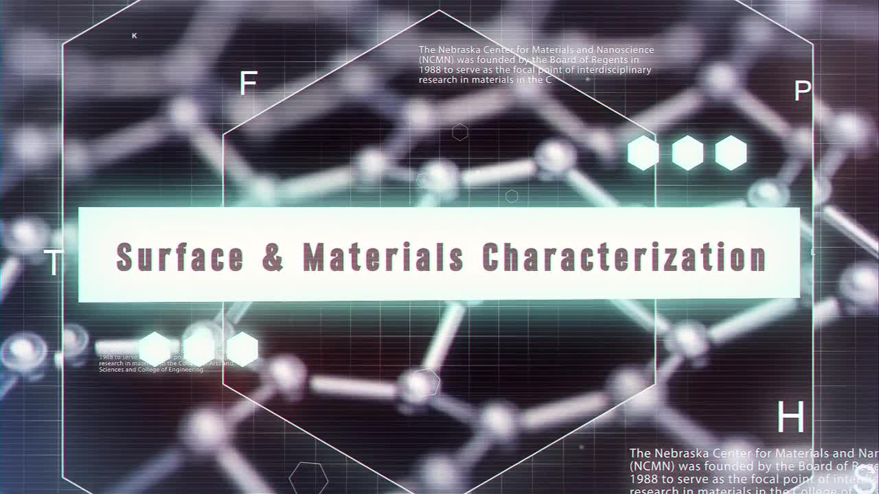 Surface And Materials Characterization