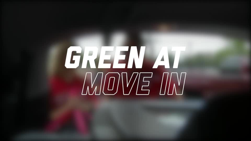 Green at Move In
