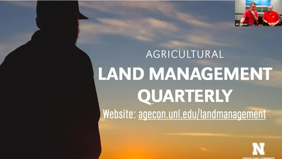 Ag Land Management Quarterly August 2019