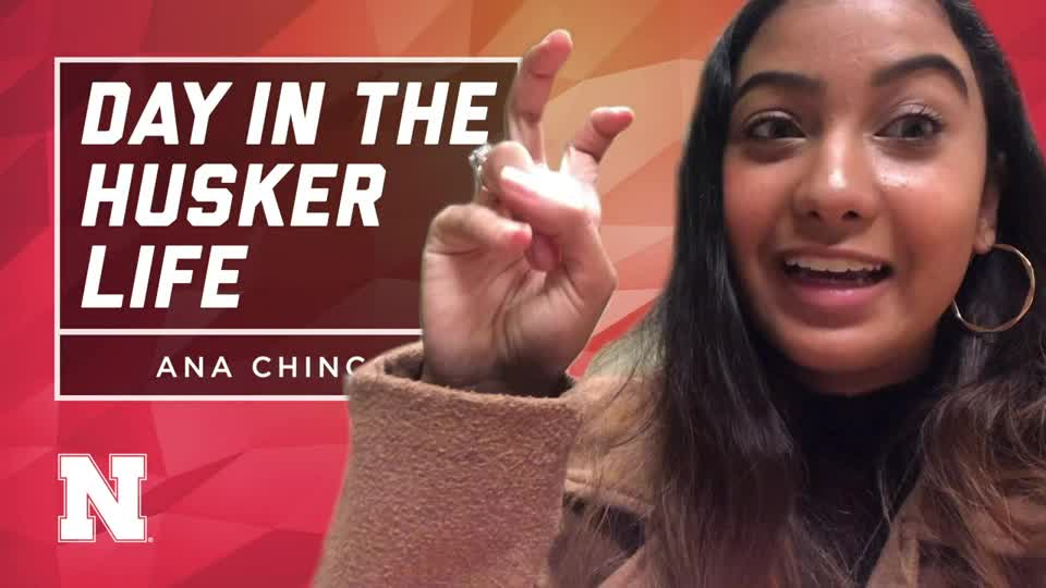 Day in the Husker Life | Ana Chincoa | Brazil