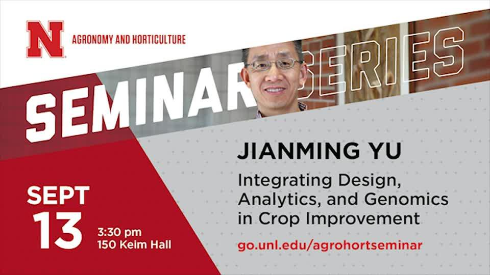 Integrating Design, Analytics, and Genomics in Crop Improvement