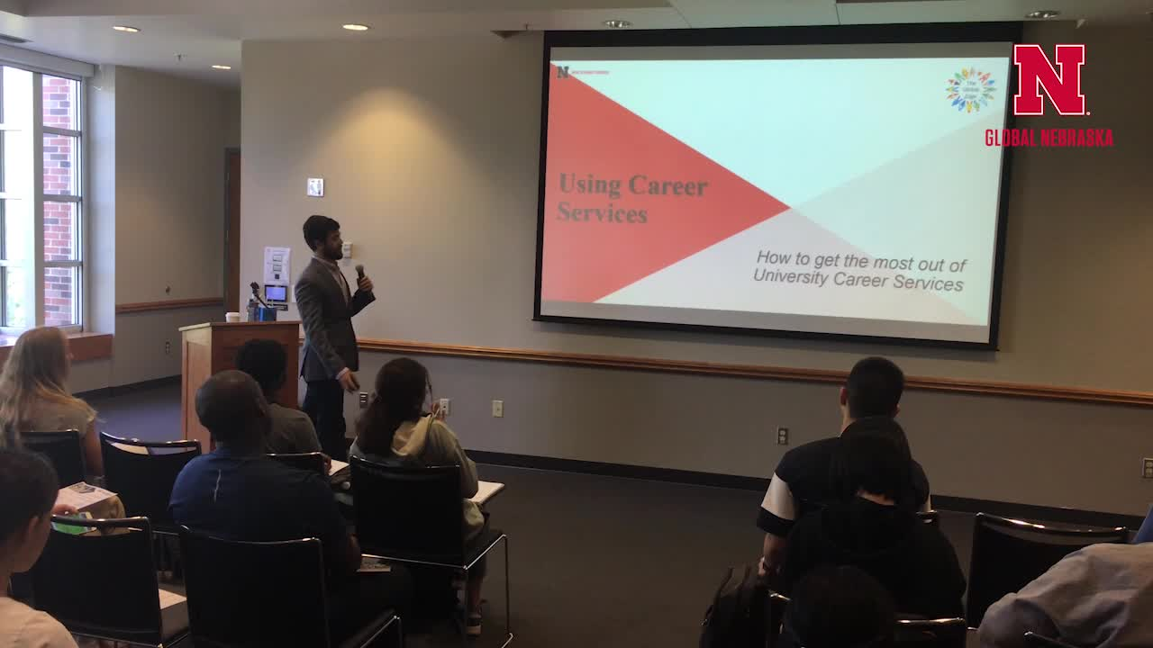 """""""Global Edge"""" workshops launched for international student career success"""
