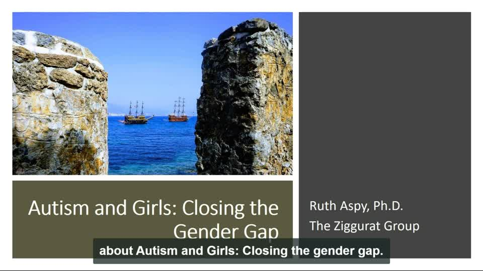 Autism and Girls: Closing the Gender Gap