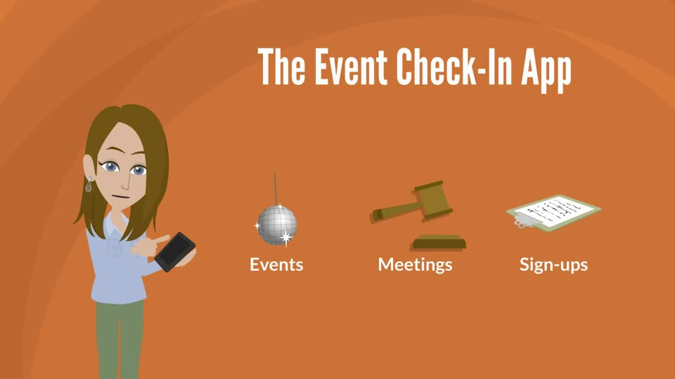 RSO Event Check-In App