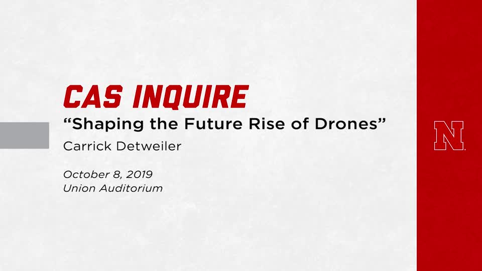 """Shaping the Future Rise of Drones"""