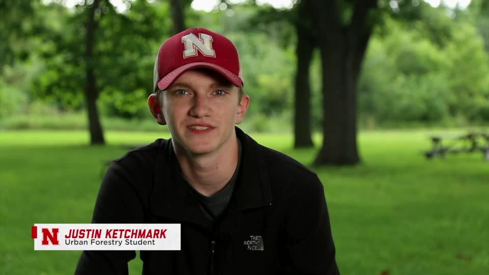 Urban Forestry at Nebraska | Justin