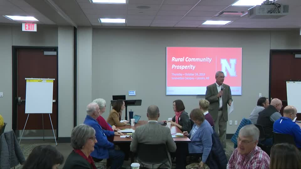 Rural Community Prosperity Hub