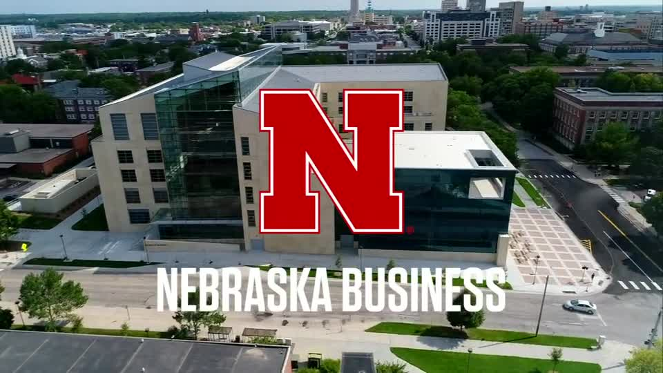 Nebraska Business Husker Spirit