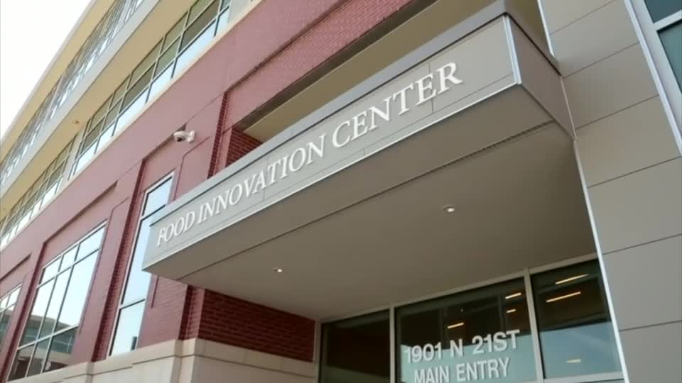 Nebraska Innovation Campus | Food Innovation Center