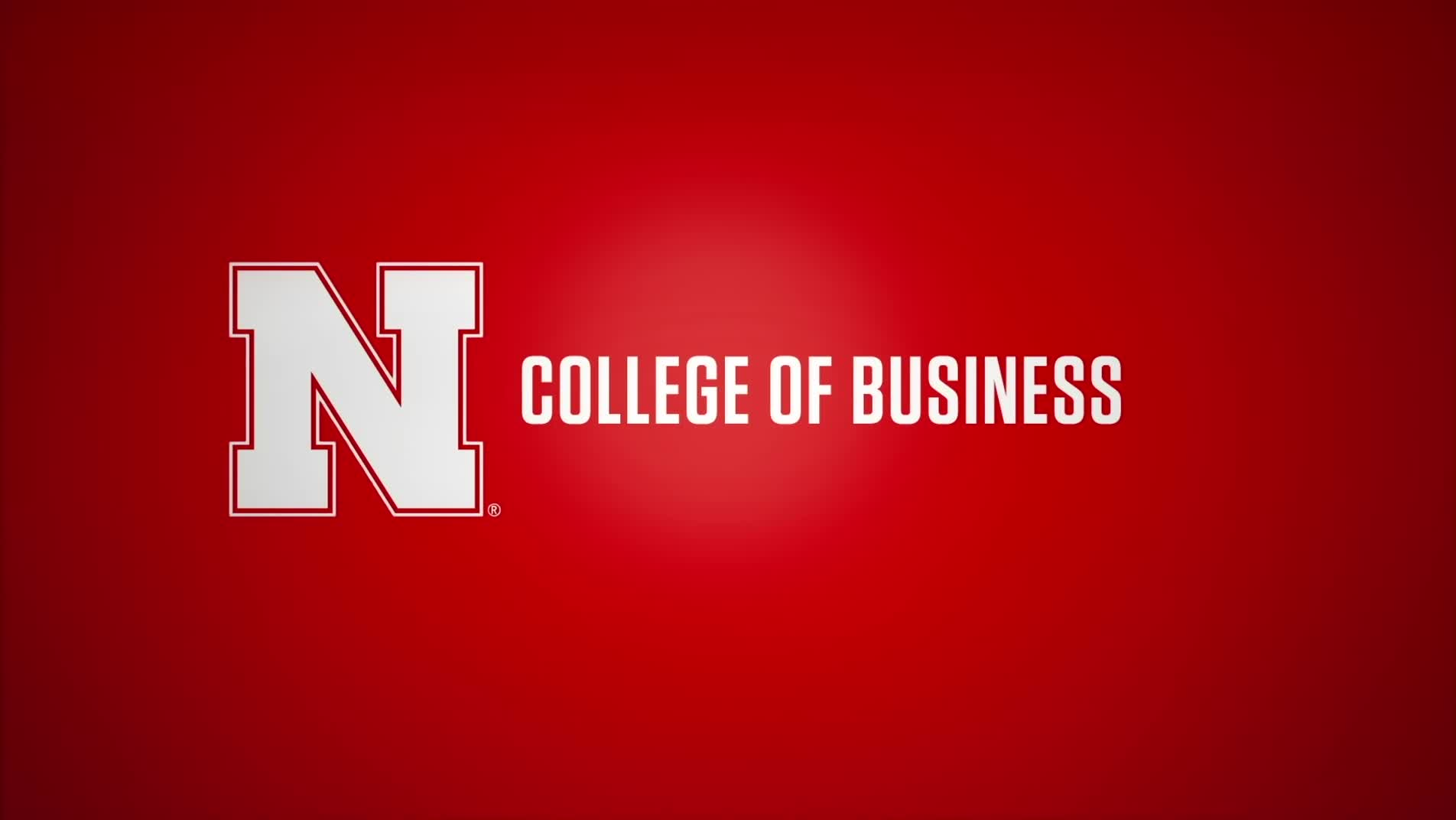 Husker Connect Advice: What does a professional email look like.