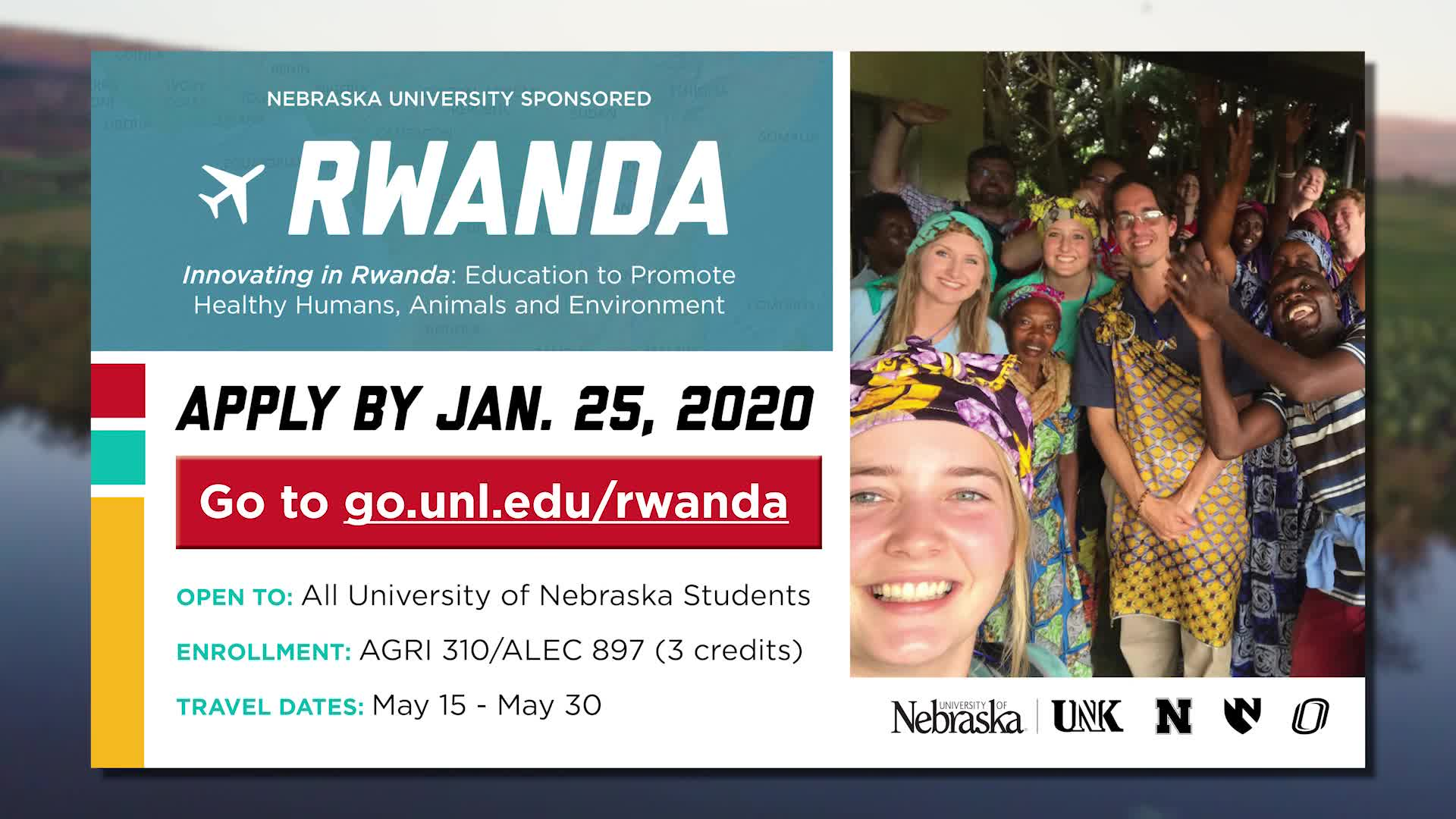 Rwanda 2020: Innovation, Education and the Environment