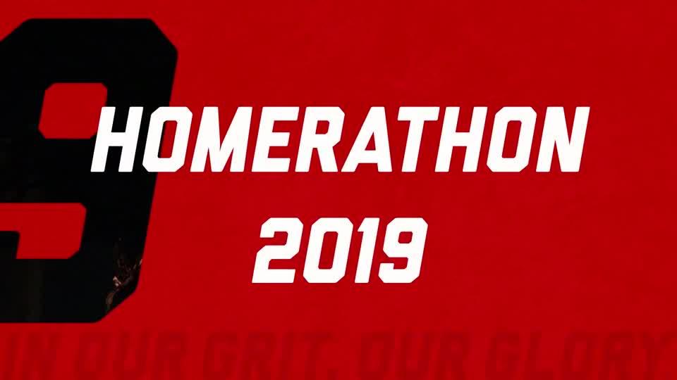 Homerathon 2019 Recap