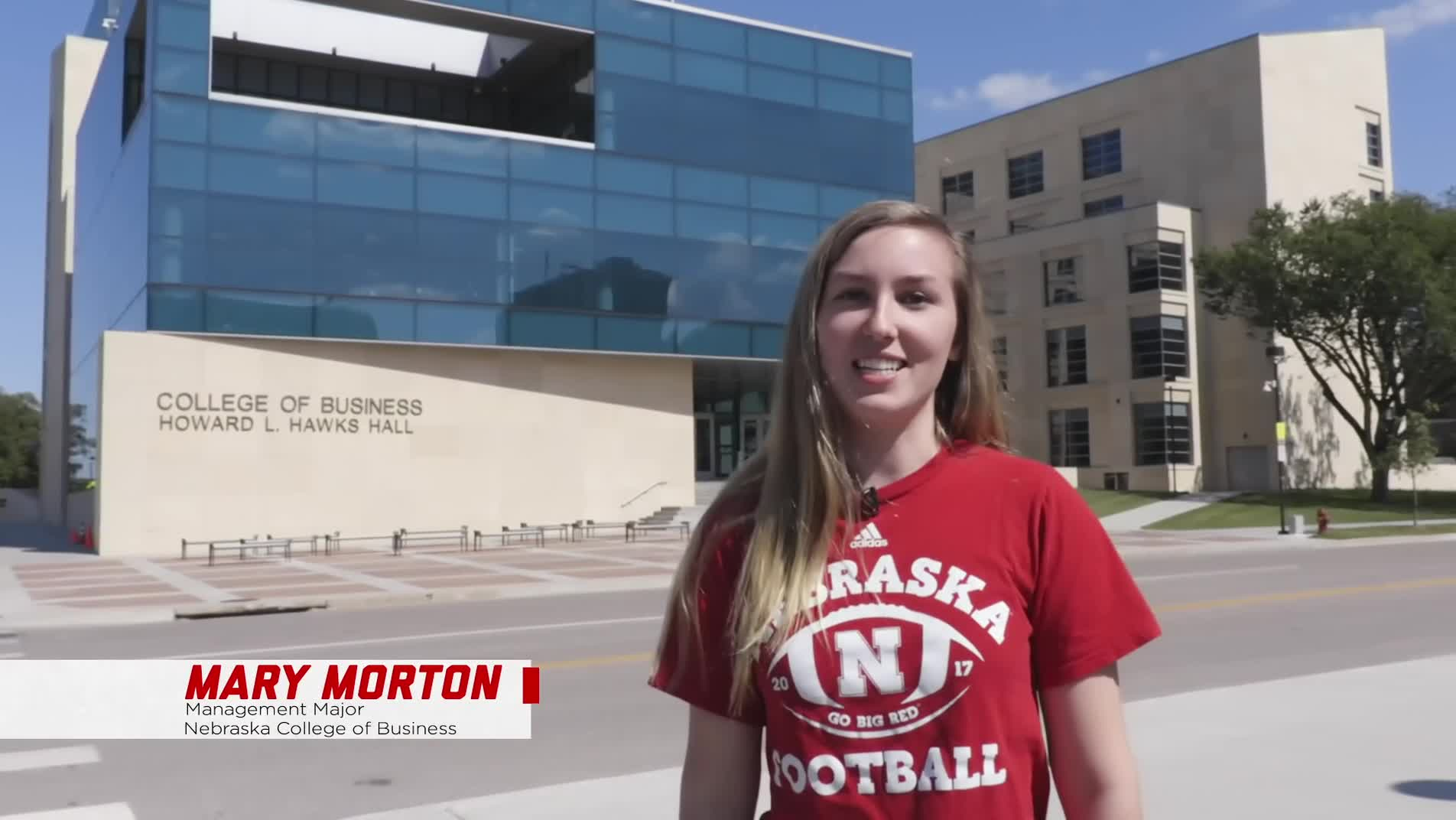 Tour of the Nebraska College of Business