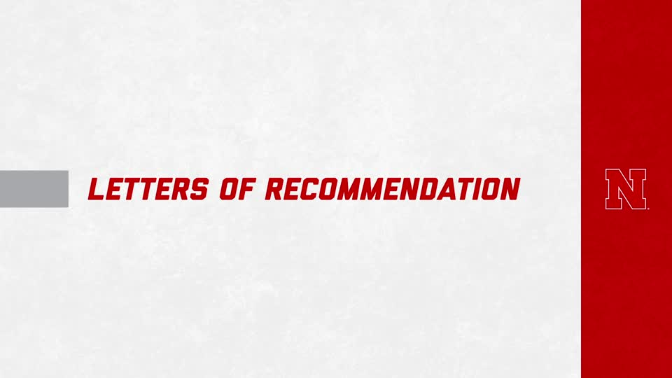 Master's in Speech-Language Pathology: Letters of Recommendation FAQ