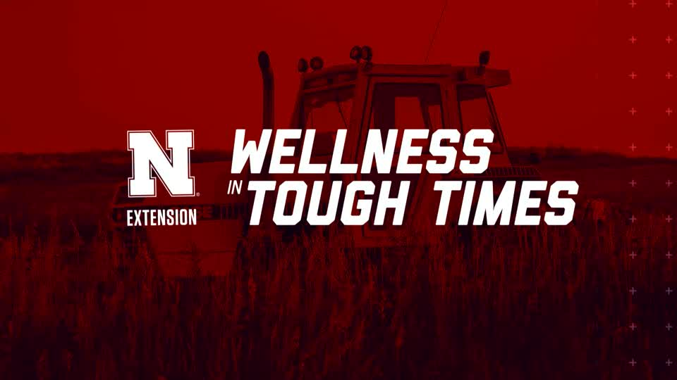 Wellness in Tough Times