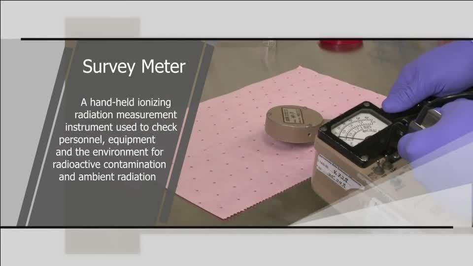 Survey Meter Overview