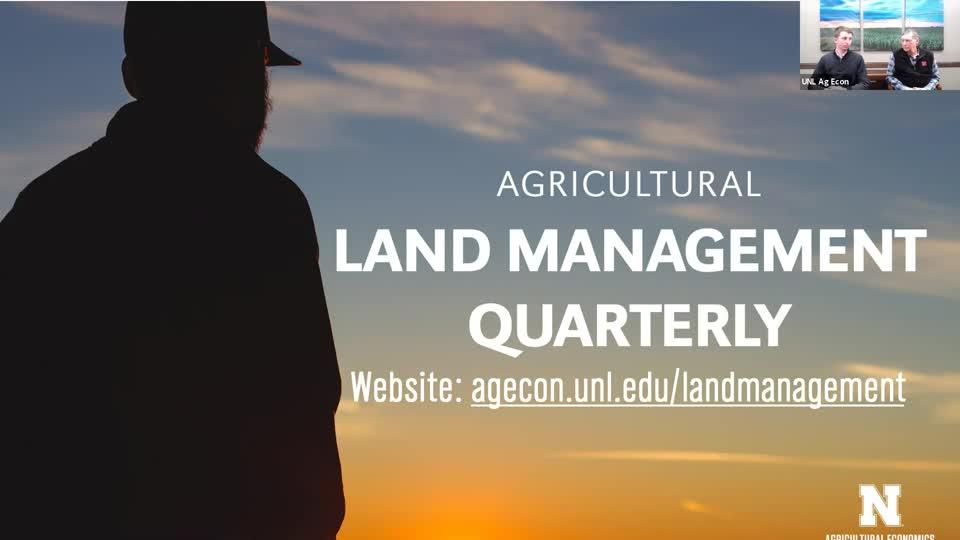 Ag Land Management Quarterly February 2020