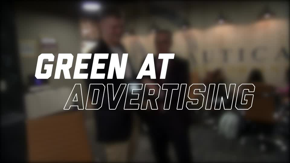 Green at Advertising