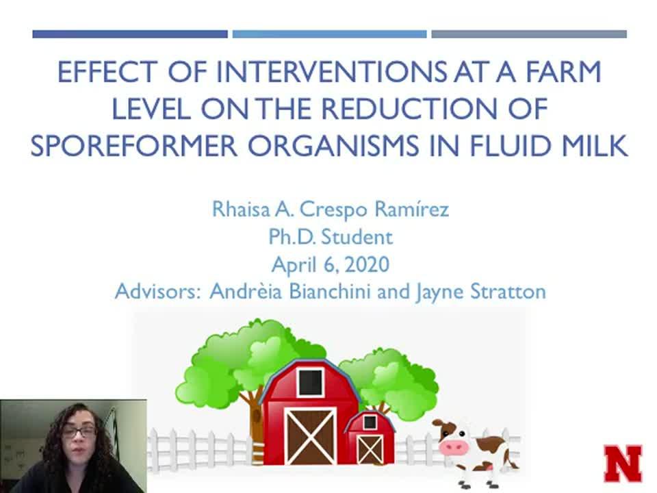 FDST 951 - Advanced Food Science Seminar 4/6/20 (1)