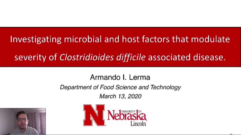 FDST 951 - Advanced Food Science Seminar 4/6/20 (2)