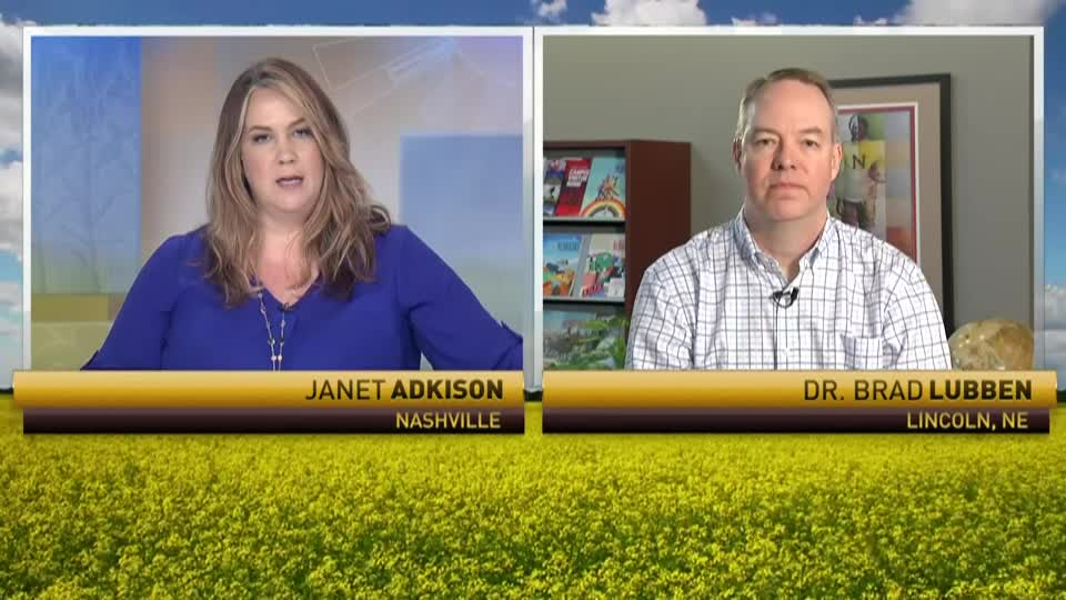 On RFD-TV: Brad Lubben