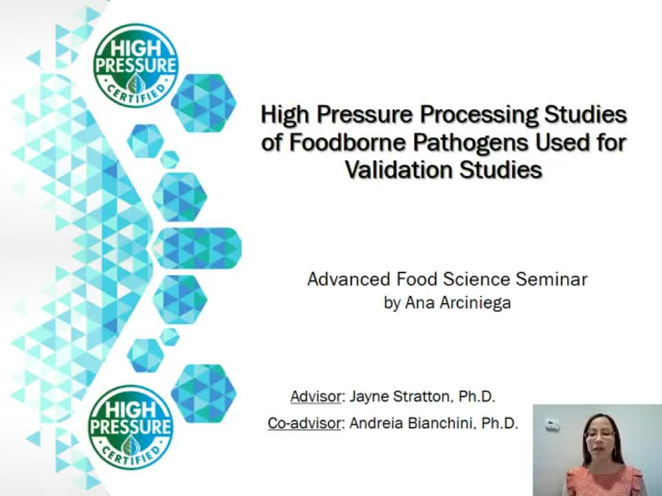 FDST 951 - Advanced Food Science Seminar