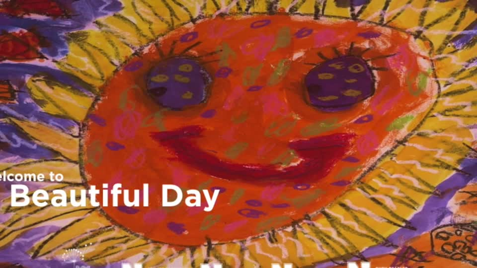 Sunshine Kids for Seniors Project