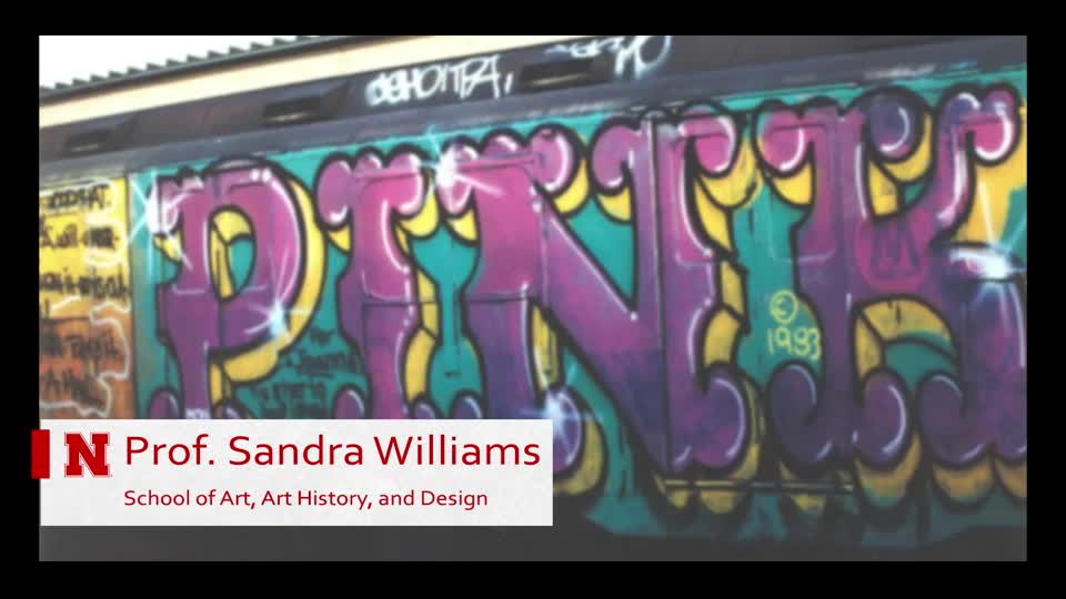 189H: Graffiti Revolution