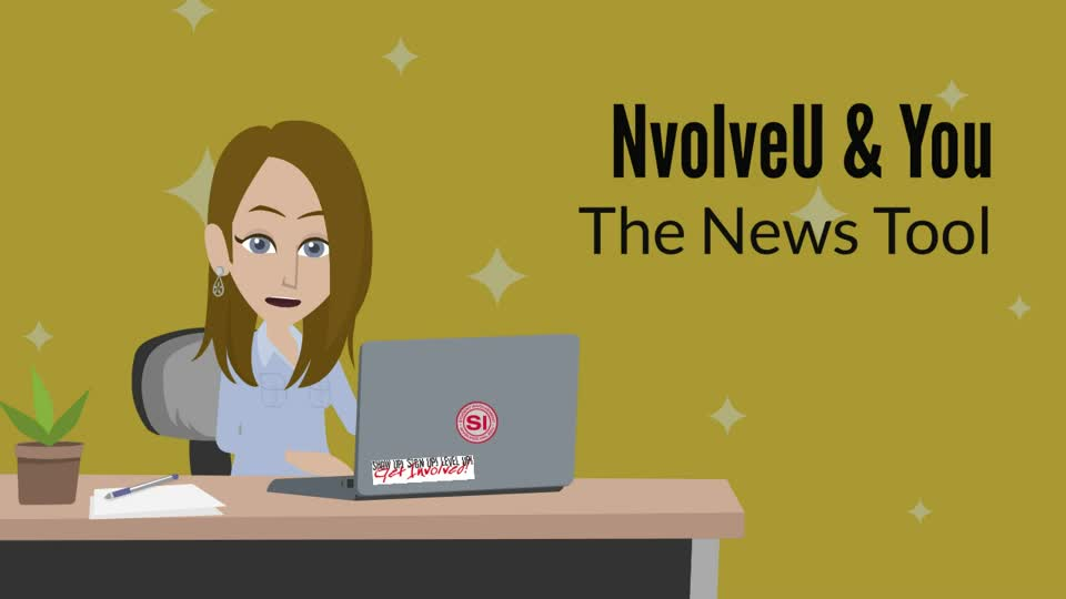 NvolveU & You: News Tool