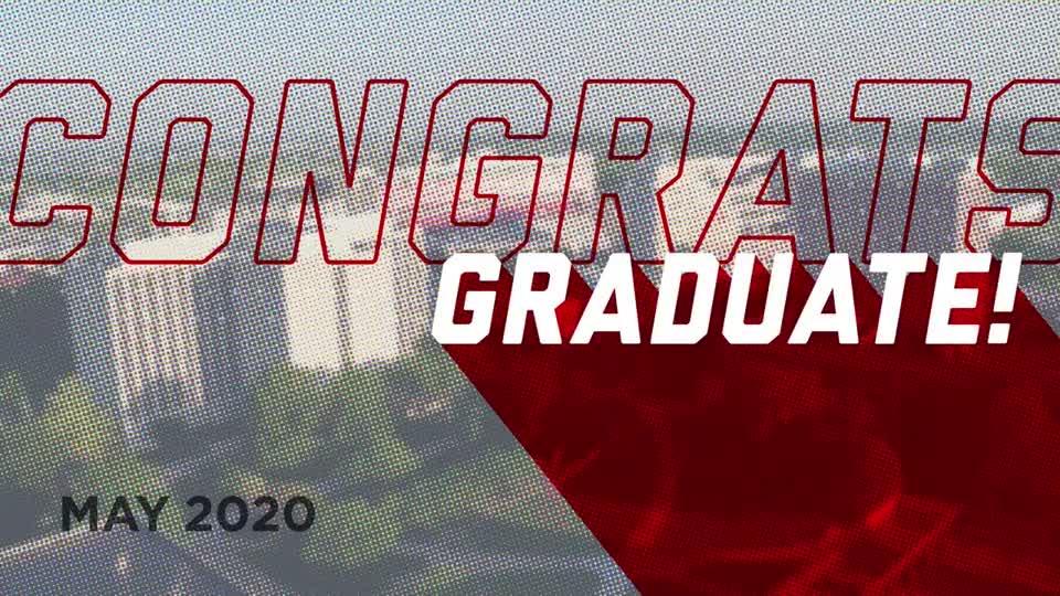 Congratulations to the 2020 CAS graduates
