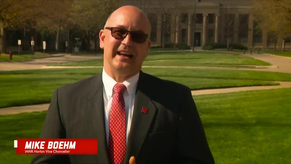 Mike Boehm Message to CASNR Grads