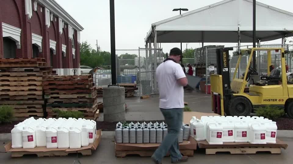 Hand Sanitizer Distribution Update
