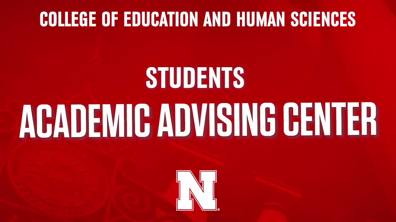 Academic Advising Center for NSE Students