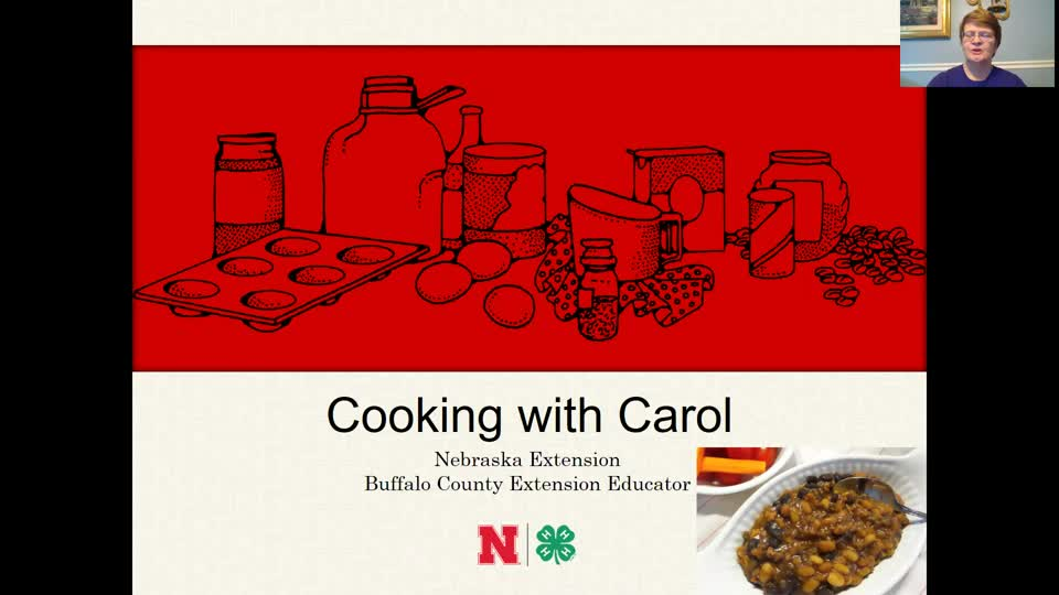 Cooking with Carol - Calico Three Bean Casserole