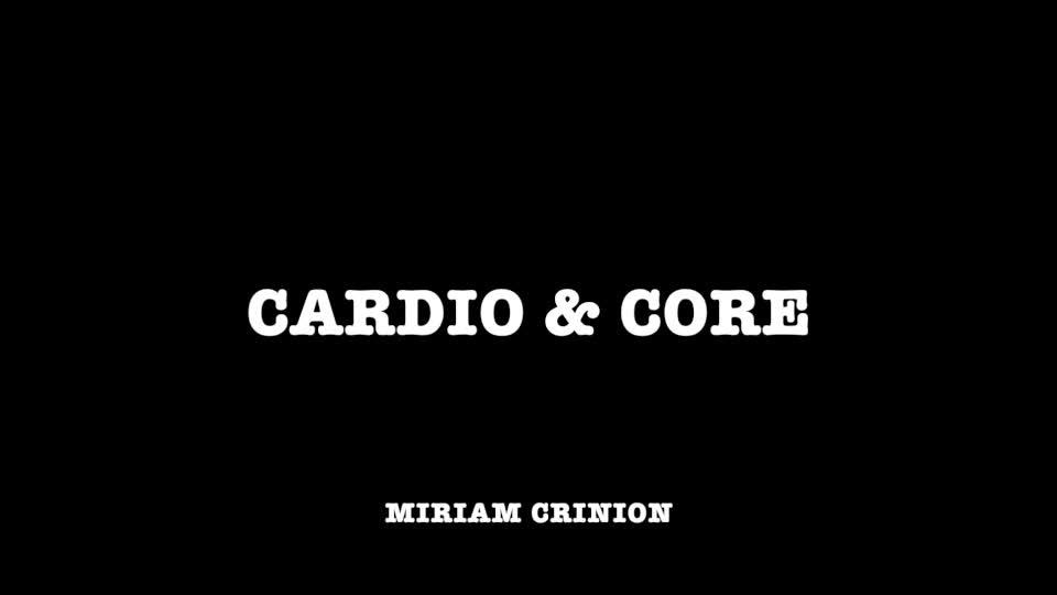 Cardio & Core #6