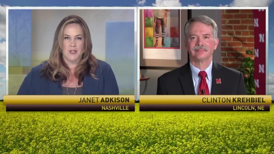 On RFD-TV: Clint Krehbiel
