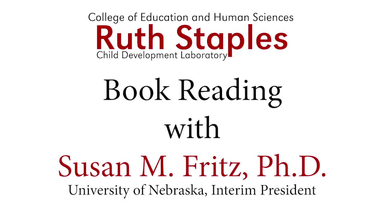 Book Reading with Susan Fritz