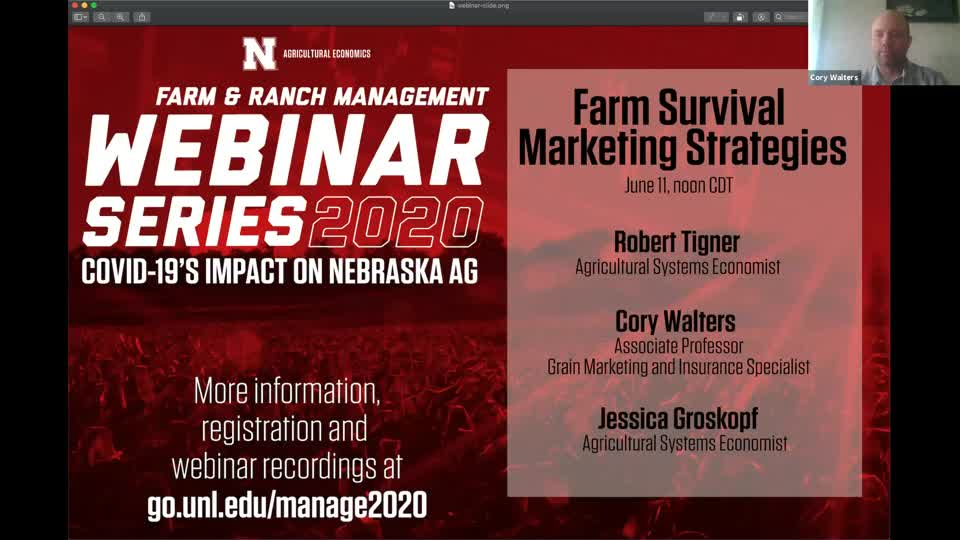 Webinar: Farm Survival Marketing Strategies