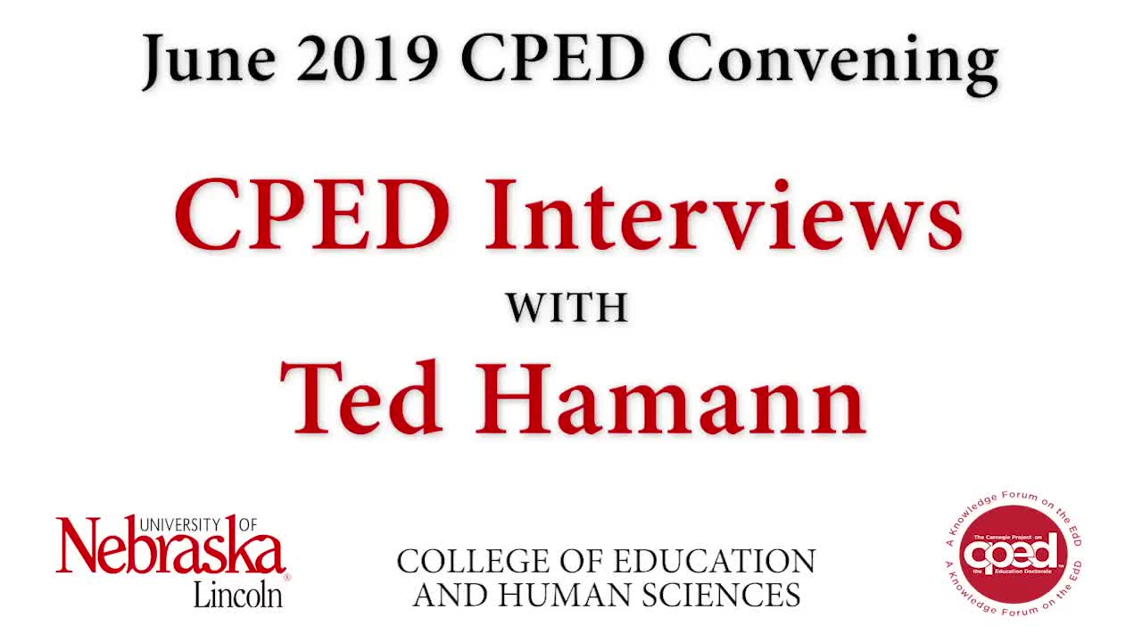 CPED Convening Interviews