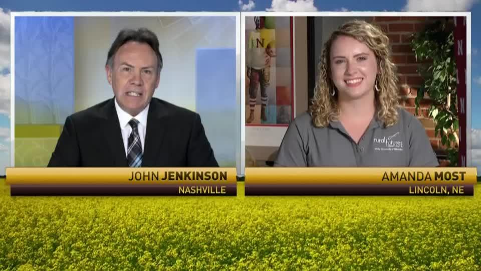 On RFD-TV: Amanda Most