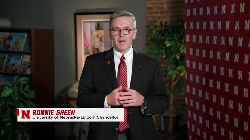 Chancellor Green   New Faculty Orientation 2020
