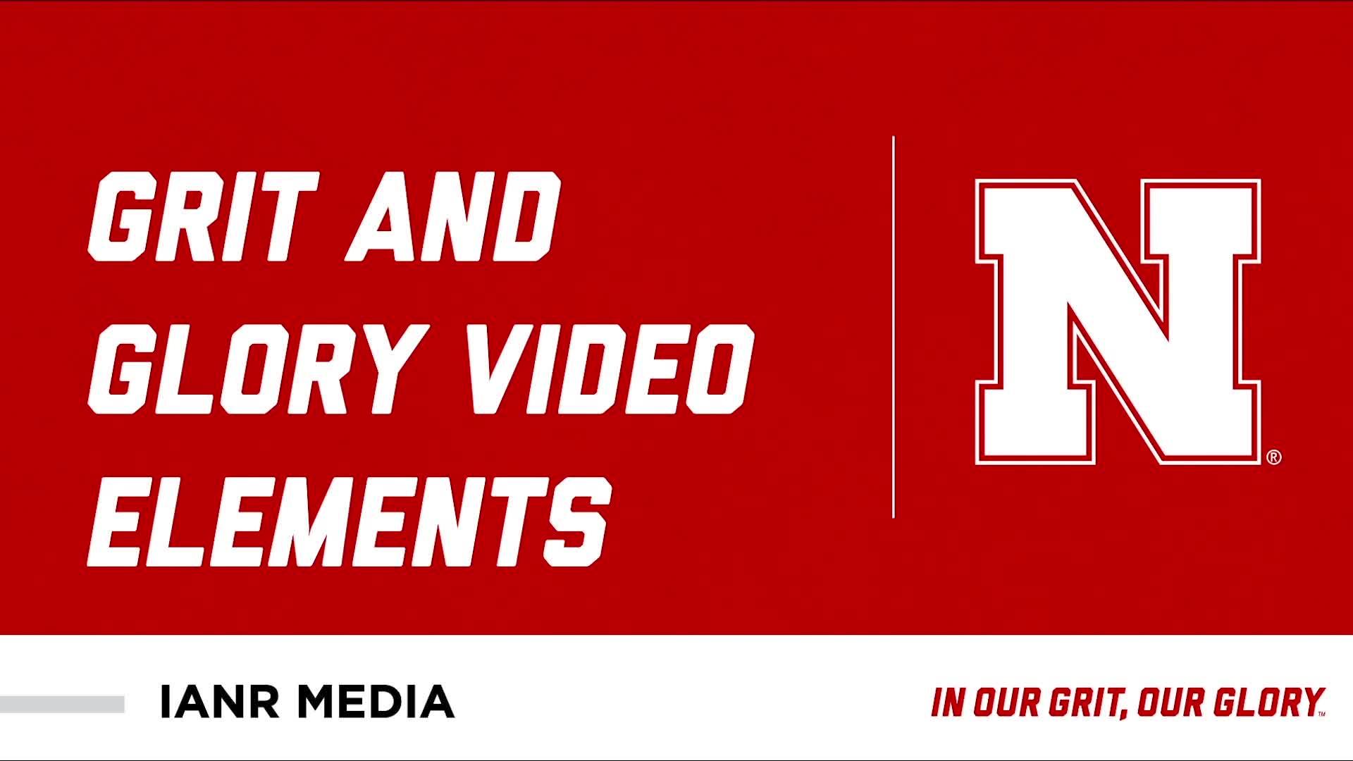 IANR Media Help Session: Video