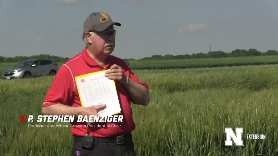 26. Conclusion - 2020 Eastern Nebraska Winter Wheat Variety Trial Virtual Tour